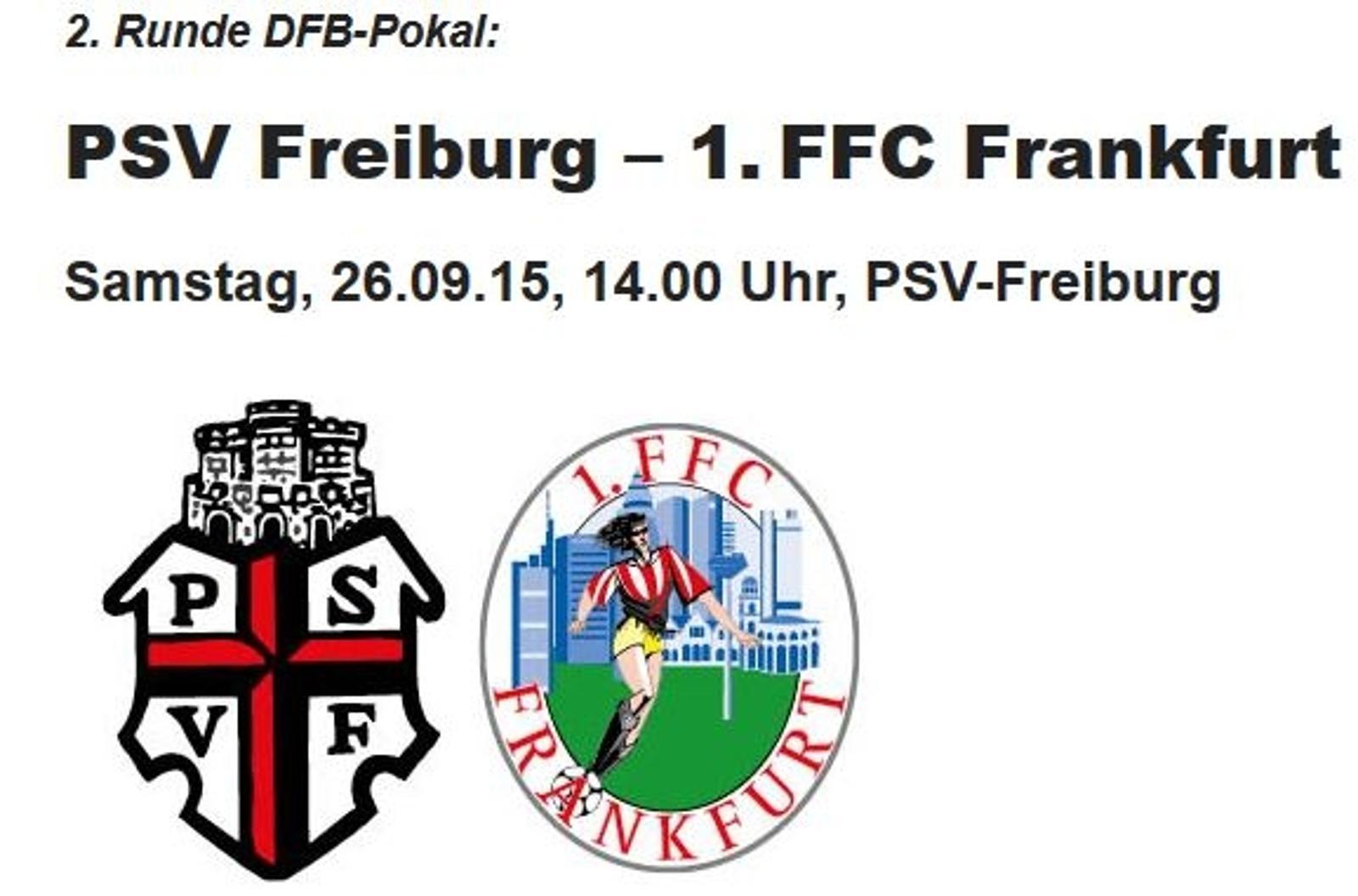 Psv Freiburg Traumlos Für Den Psv Freiburg Im Dfb Pokal 201516